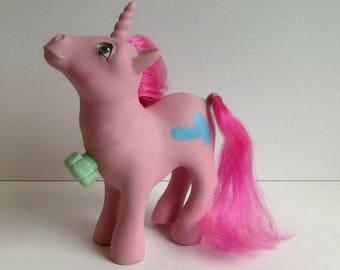G1 My Little Pony DANCE N' PRANCE TWIRLER Unicorn Pony
