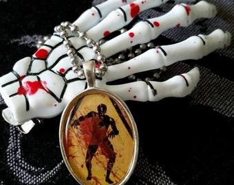 Homicide necklace