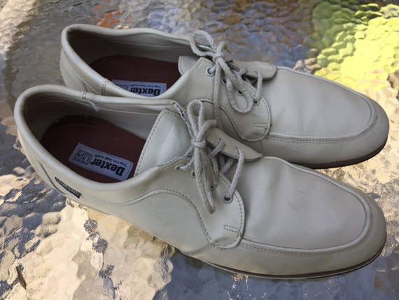 Sale Mens Bowling Shoes Leather Size 13 Medium Made in USA