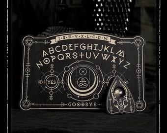 Mini Ancient Alchemy Spirit Board - Ouija Board