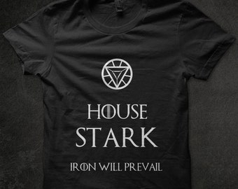 House Stark t-shirt, noble houses,family sigil,got,funny men-women t-shirt