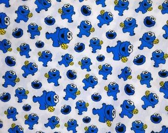 Elmo Fabric Etsy
