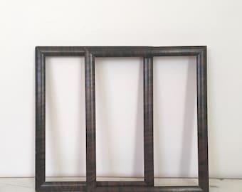Pair Vintage Wood 8x10 Picture Frames