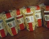 6 Flavor Explosion! - Gourmet Popcorn - Made in Vermont