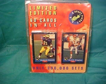 Limited Edition 60 Cards  1992 Classic Draft Picks in Original Packing