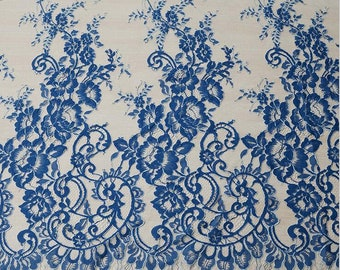 blue Lace Fabric,Black lace fabric for dress, eyelash lace fabric,cored lace ,red lace for dress,lovely green lace-145cm*150cm