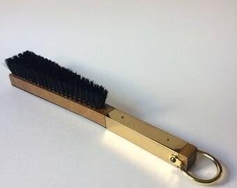 Mid-Century Clothing Brush Shoe Brush