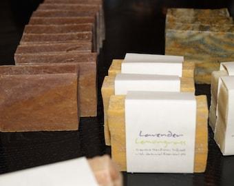 Wholesale Handmade Soap (unlabeled), Lavender Soap, Coconut Soap, Mango Soap, Handmade Soap, Patchouli Soap, Tea Tree Soap, Lavender, Soap