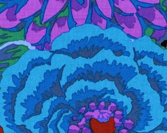 1/2 yard Kaffe Fassett Bekah Cobalt GP69 fabric
