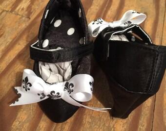 Baby girl shoe size 1