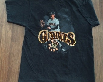 Vintage San Fran Giants salem 90s tshirt