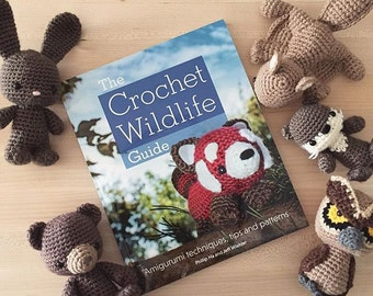 The Crochet Wildlife Guide (Book)