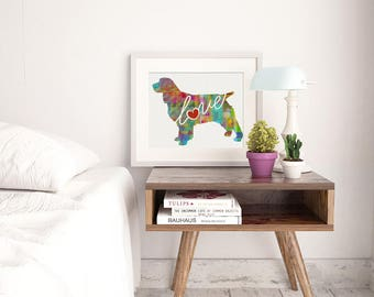 Colorful Prints: Pets
