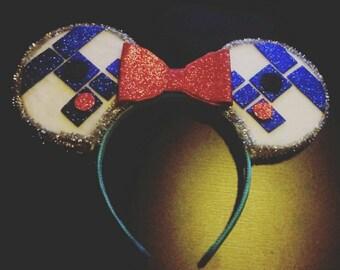 Custom Mouse Ears