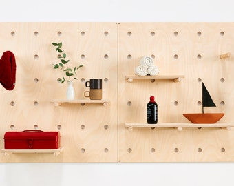 George & Willy Bang Bang Pegboard