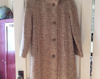 Vintage Wool Coat - free shipping