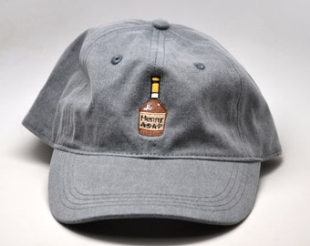 Hennessy Dad Hat Smoke Grey / Henny dad cap