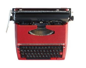 Portable Typewriter Made in Japan