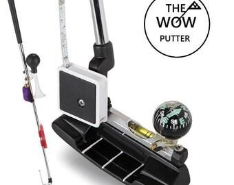 Novelty Golf Putter - The WOW Putter - Golf Gifts