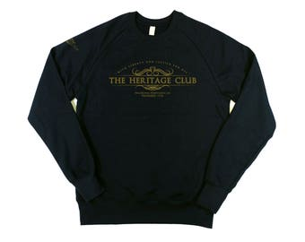 Trading Places: The Heritage Club Mens Sweatshirt