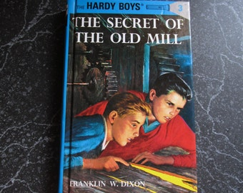 The Secret of the Old Mill The Hardy Boys Hardback Book Franklin W. Dixon