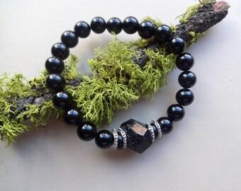 Black Tourmaline powerful Bracelet