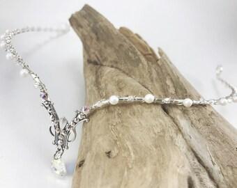 Silver Circlet - Silver Elven Circlet - Wedding Circlet - Renaissance Circlet - Elven Head Piece - Medieval Circlet - Bridal Head Piece