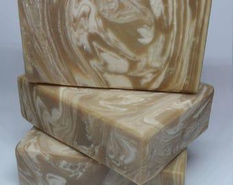Little Malaya Soap/ Eygptian Amber Scented Soap / Eygptian Musk Scented Soap