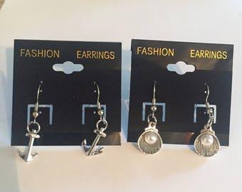 Summer Charm Earrings!
