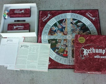 Bethump'd word game 1997