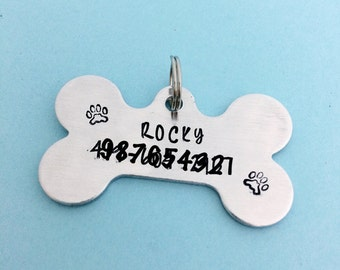 Pet Id tag dog, Id tag for dogs, dog id tag, custom dog tags, pet tags, dog tags personalized, dog collar