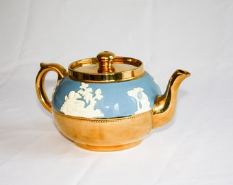 1950's Vintage Gibsons Staffordshire England Teapot