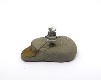 fairy tale ring, denmark ring,  hans christian andersen ring, clod hans ring, spoon ring