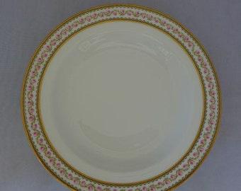 Vintage 1 Salad Plate  CH Field Haviland GDA Limoges France