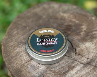 Sandal Wood Beard Balm (2 oz)