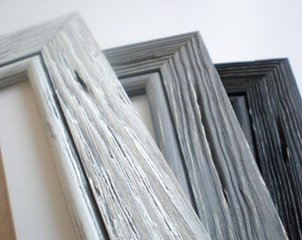 picture frames 12x16 photo frames distressed frame wood frame driftwood frame barnwood frames shabby chic frame solidwoodshop