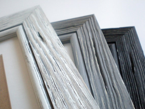 Picture Frames 12x16 Photo Frames Distressed Frame Wood