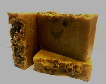 Energizing Orange Bar Soap