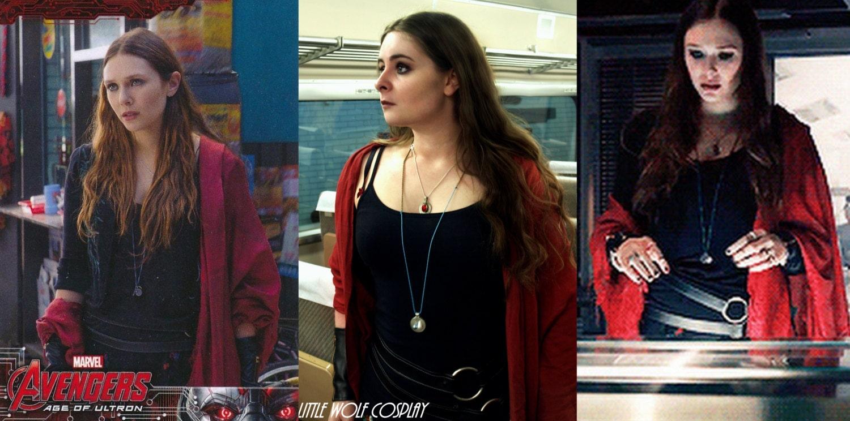 Wanda Maximoff Scarlet Witch Captain America: Civil War