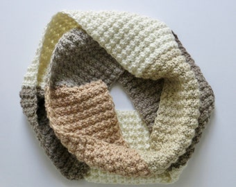 Juliet Infinity Scarf - READY TO SHIP
