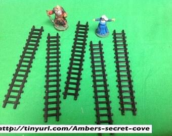 Siege Ladders (5 piece set) 28mm