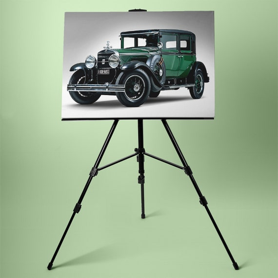 CHRISTMAS SALE Al Capone Cadillac v16 Professional Canvas