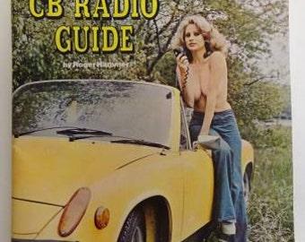 Vintage Basic CB Radio Guide Book, 1976 American Publishing Corp.  FREE SHIPPING