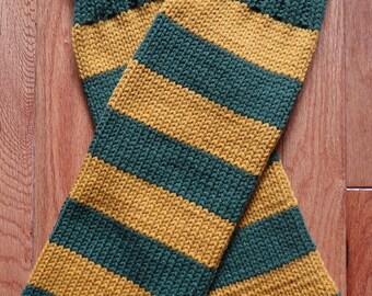 long knit leg warmer PATTERN, leg warmers PATTERN, women leg warmers,long leg warmers, knee-high leg warmers, striped leg warmers