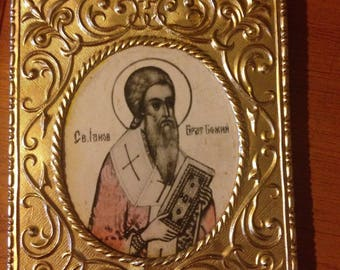the icon of the Holy father  James, The Brother Of God