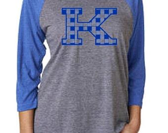 University of Kentucky Wildcats Game Day Tailgate Tshirt T-shirt Tee