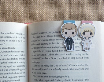 Magnetic Bookmarks • Thwarted Love