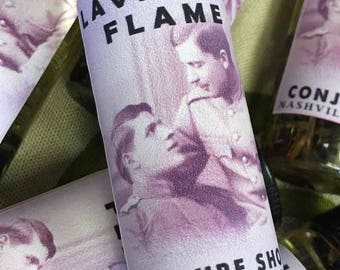 Lavender Flame Hoodoo oil - male gay love