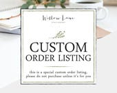 Custom Order for Amie - 20 Printed Mason Jar Vow Renewal Postcards - 5003 PRINTABLE