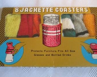 1960s Jackette Coasters